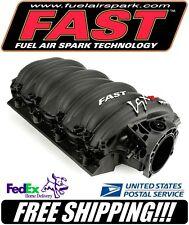 Black FAST LSXR 102mm GM LS3 L76 L92 L98 L99 Car Intake Manifold #146102B
