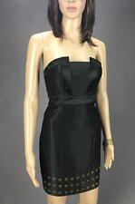 ** EnROSE ** NWT RRP$129 * Size 6 Black Womens Occasion Cocktail Stud Dress