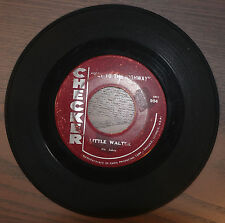 Little Walter - Key To The Highway/Rock Bottom - 45 RPM CHECKER 904