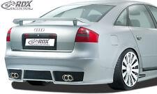RDX Heckansatz Audi A6 4B C5 Limo Heck Schürze Ansatz Diffusor Hinten Spoiler