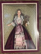 Barbie Victorian Barbie with Cedric Bear 1999 NRFB Mattel #25526