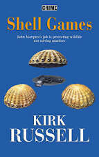 Shell Games Russell, Kirk Very Good Book