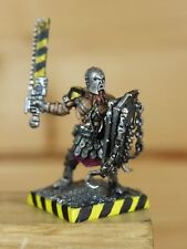 CONVERTED AWESOME NECROMUNDA PIT SLAVE WELL PAINTED (180)