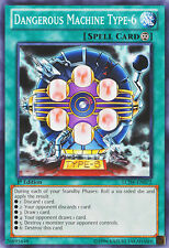 3x Yugioh LCJW-EN072 Dangerous Machine Type-6 Common Card
