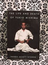 Life and Death of Yukio Mishima Henry Stokes 2000 Paperback 0815410743 USED