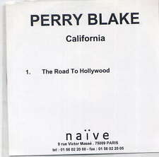 PERRY BLAKE - rare CD Single - France - Acetate