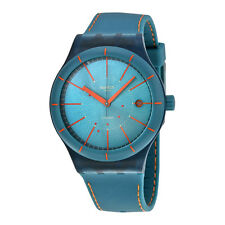 Swatch Sistem Green Automatic Green Dial Green Silicone Unisex Watch SUTG400