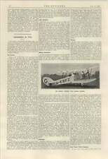 1924 Bristol Lucifer Dual Control Aeroplane Airships Helicopters