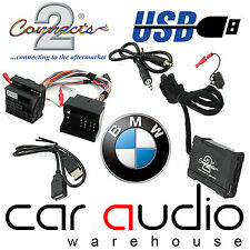 CTABMUSB009 BMW 3 Series E46 2003 - 2006 USB SD AUX In Car Interface Adaptor