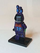 Bonnie no face - Five Nights At Freddy's  FNAF Custom Lego Minifigure Mini Fig