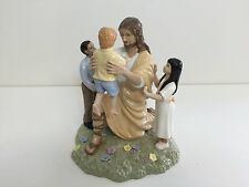 """""""Children Always The Future of the Faith!"""" Crystal Cathedral Ministries Figurine"""