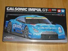 Tamiya 1/24 CALSONIC IMPUL GT-R (R35) sport car model kit