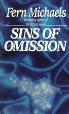 Sins of Omission: A Novel by Fern Michaels-Paperback-XX 1409