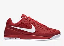 NWT Mens NIKE COURT ZOOM CAGE 2 TENNIS SHOES #705247-610 - SZ-8 - Hard to Find!