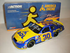 2004 JOHNNY SAUTER NASCAR DIECAST AOL CHEVY CAR MONTE CARLO CHEVROLET RACING a