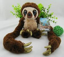 THE CROODS MOVIE CHARACTER PLUSH STUFFED TOY MONKEY BELT DOLL 10""