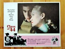 CLASS OF 44 Original Lobby Card GARY GRIMES DEBORAH WINTERS JERRY HOUSER