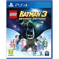 Lego Batman 3 Beyond Gotham PS4 Game Brand New