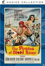 The Pirates of Blood River (DVD, 2014)