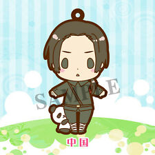 Hetalia Axis Powers China Rubber Phone Strap Vol. 2 Rerelease