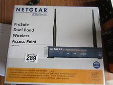NEW & BOXED Netgear 1 PORTA LAN Wireless Access Point wag102eu - 6661171