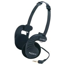 KOSS 164020 SportaPro Headphones,Convertible Over-The-Head  -  Behind-The-Head