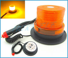 New Amber 12V Car Vehicle Snow Plow LED Strobe Warning Flashing Emengency Light