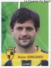186 BOBAN GRNCAROV MACEDONIA SK.LIERSE STICKER FOOTBALL 2012 PANINI