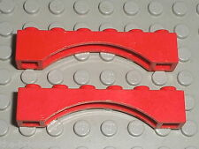 Arche LEGO Red arch ref 3455 / set 760 384 396 7938 4758 7822 4708 10132 7191...