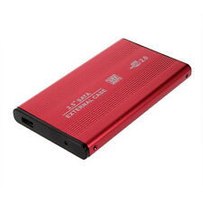 USB 2.0 2.5 Inch SATA Enclosure External Case For Notebook Laptop Hard Disk OV