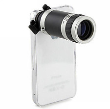 8X Telescope For Apple iPhone 5 5S 5G... Detachable zoom lens ships from USA
