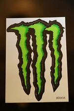 Monster Energy Decal Authentic Sticker Call of Duty COD Ghosts Release Edition