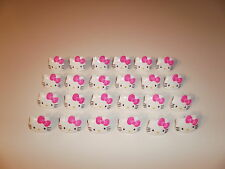 24 Plastic Hello Kitty Party Rings  ( RJAN16CO )