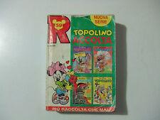 Topolino - Raccolta 59  N°1712  Anno 1988 Fumetto