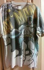 Batman Comic Book 70s-80s Image T-Shirt Size XL