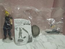 New Final Fantasy 10th Anniv.Trading Arts Mini Cloud Strife Figure Rare