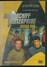 Star Trek Raumschiff Enterprise Bonus DVD  FedCon RAR