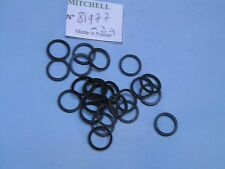 24 O RING SEAL REEL PART 81977 JOINT ANTI RETOUR 498 & autres MOULINETS MITCHELL