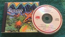 MANHATTAN TRANSFER CD 1987 BRASIL