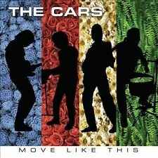 Move Like This [Digipak] by The Cars (CD, May-2011, Hear Music)