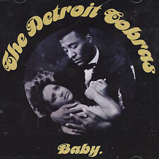 Detroit Cobras Baby CD