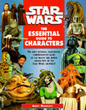 "Good, ""Star Wars"": Essential Guide to Characters, Mangels, Andy, Book"