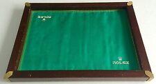 ROLEX Tray Display DAYTONA Cosmograph 6239 6240 6241 6262 6263 6265 Vitrine OEM