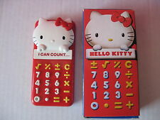 SANRIO HELLO KITTY CALCULATOR VINTAGE NEW IN BOX 1976