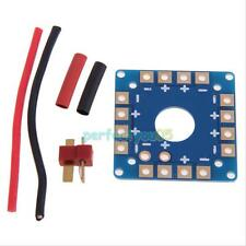 MultiCopter ESC Power Battery Connection Board Distribution for RC KK Quadcopter