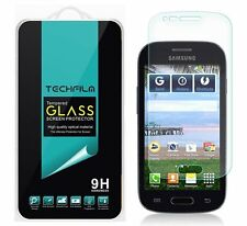 TechFilm® Tempered Glass Screen Protector Saver For Samsung Galaxy Stardust