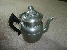 Antique Vintage Coffee Water Stove Pot Percolator