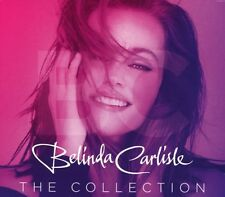 BELINDA CARLISLE - THE COLLECTION (CD+DVD)  CD + DVD NEU