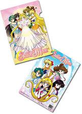 GE Animation Sailor Moon: GE89086 Sailor Moon Sailor Soldiers File Folder