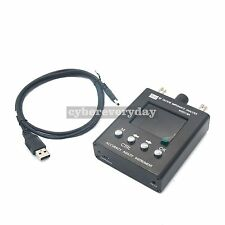 RF Vector Impedance Antenna Analyzer ANT SWR Meter Tester 1M-200MHz N2021BA LCD
